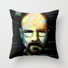 Walt Throw Pillow