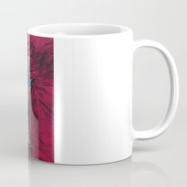Sparrow Rose Coffee Mug