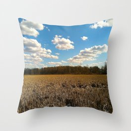 West Bloomfield Throw Pillow