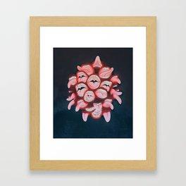 Ostium Framed Art Print