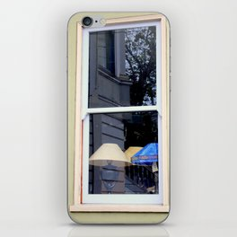 After The Laundry Room Fire iPhone Skin
