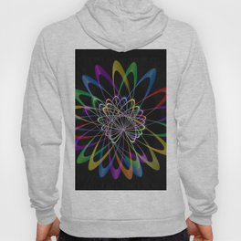 Abstract perfection 201 Hoody