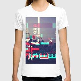 GLITCH CITY #31: Seattle T-shirt