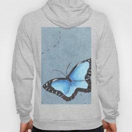 Sapphire Wings Hoody