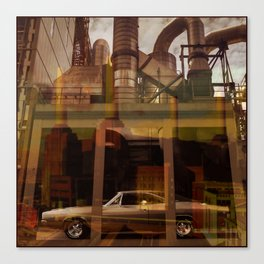 1968 Dodge Charger R/T - If You Build It... Canvas Print