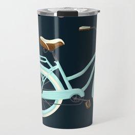 My Bike Floral Travel Mug