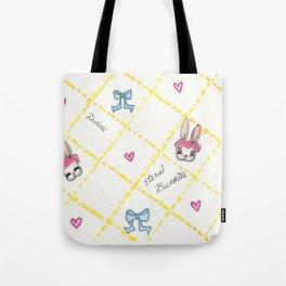 Duchess in Summer- Cutie Tote Bag