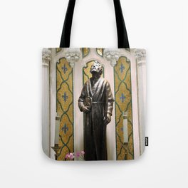 St. Patrick's Cathedral in Manhattan - St. Jude Tote Bag