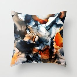 the coolness Throw Pillow