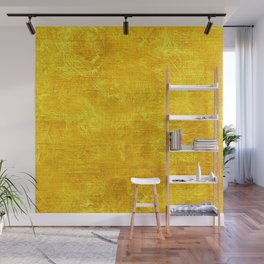 Freesia Oil Painting Color Accent Wall Mural