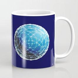 The Blue Orb Coffee Mug