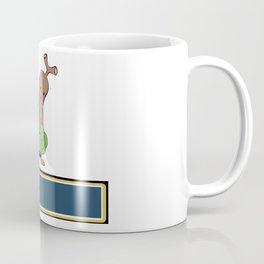 Rock Hard Coffee Mug