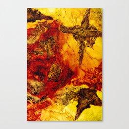 Through the Gap Canvas Print