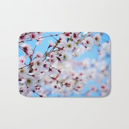 Arboretum Blossoms Bath Mat