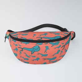 Vinney the Whale Fanny Pack