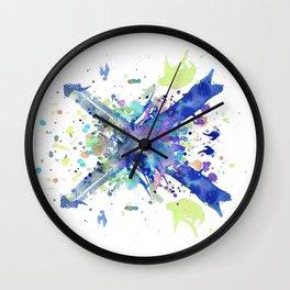 Direction Wall Clock