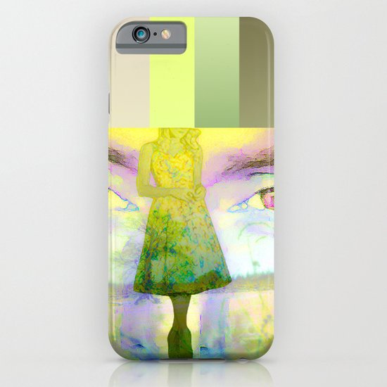 Disjointed Memory  iPhone & iPod Case