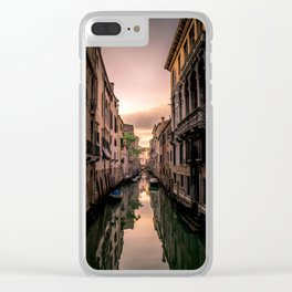 Europe Ally Clear iPhone Case