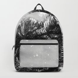 Magical Winter Night Backpack