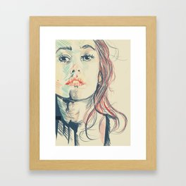 Ambition  Framed Art Print