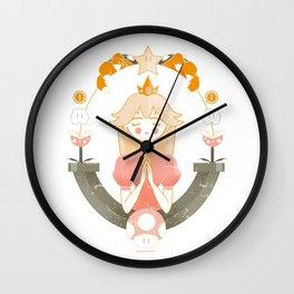 Dear Mario Wall Clock