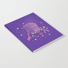 Cosmic Pancake Notebook