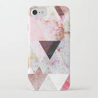 stone iPhone & iPod Cases featuring Graphic 3 by Mareike Böhmer
