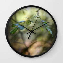Tree of Life. Wall Clock