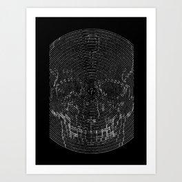 Infinite Inevitable Art Print