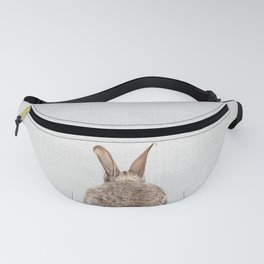 Rabbit Tail - Colorful Fanny Pack