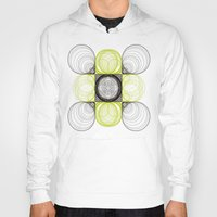 lee pace Hoodies featuring spirals pace by Gaspart