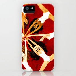 DRUNK GUY iPhone Case