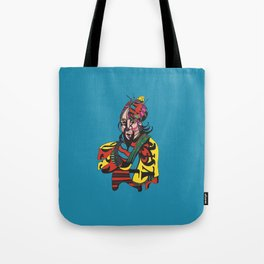The Bearded Empress Tote Bag