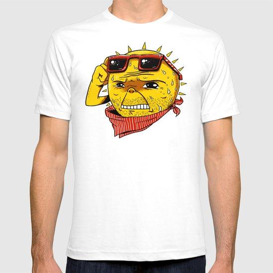 Damn, It's Hot T-shirt