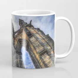 The Scott Memorial Edinburgh Coffee Mug