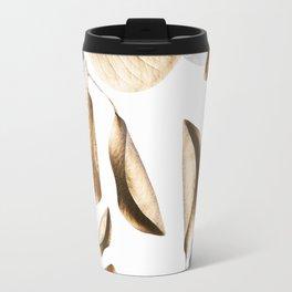 Metal botanic Travel Mug