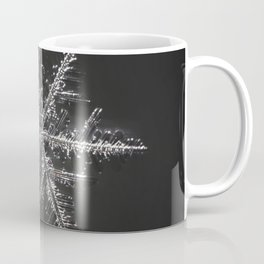 January Snowflake #4 Coffee Mug