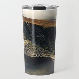 Irish Black Water - Lough Tay Travel Mug