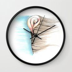 Warm Breeze Wall Clock