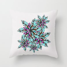 Meet in the Middle Throw Pillow