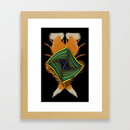 Design #5 Framed Art Print