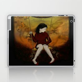 waiting Laptop & iPad Skin