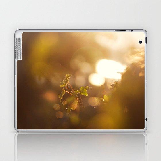 GOLDEN SUNLIGHT Laptop & iPad Skin