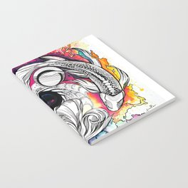 Pisces Dream Pool Notebook