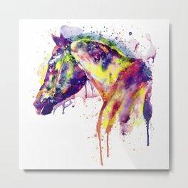 Majestic Horse Metal Print