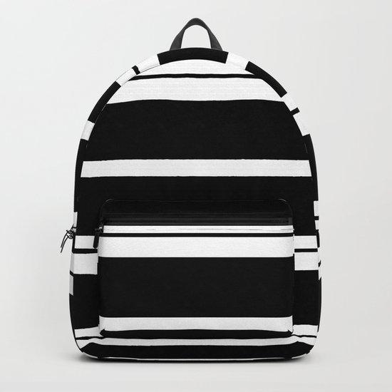 Black And White Stripes by seafoam12