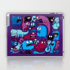 Deep Purple Laptop & iPad Skin