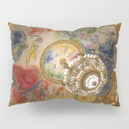 Opera Garnier Paris Pillow Sham