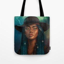 Storm Mistress Tote Bag