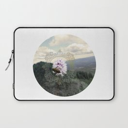 Ancient Dance Bee Mountain Bees Wildflower Laptop Sleeve